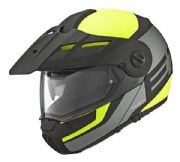 Schuberth E1 Adventure Guardian Yellow